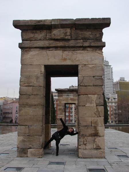 Драги ми Смехурко, нека ти разкажа…приказка за Мадрид и още нещо. Продължението.