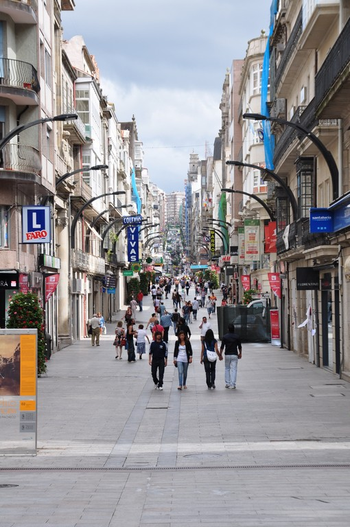 Iberia – 09 – A Coruna, Santiago, Vigo