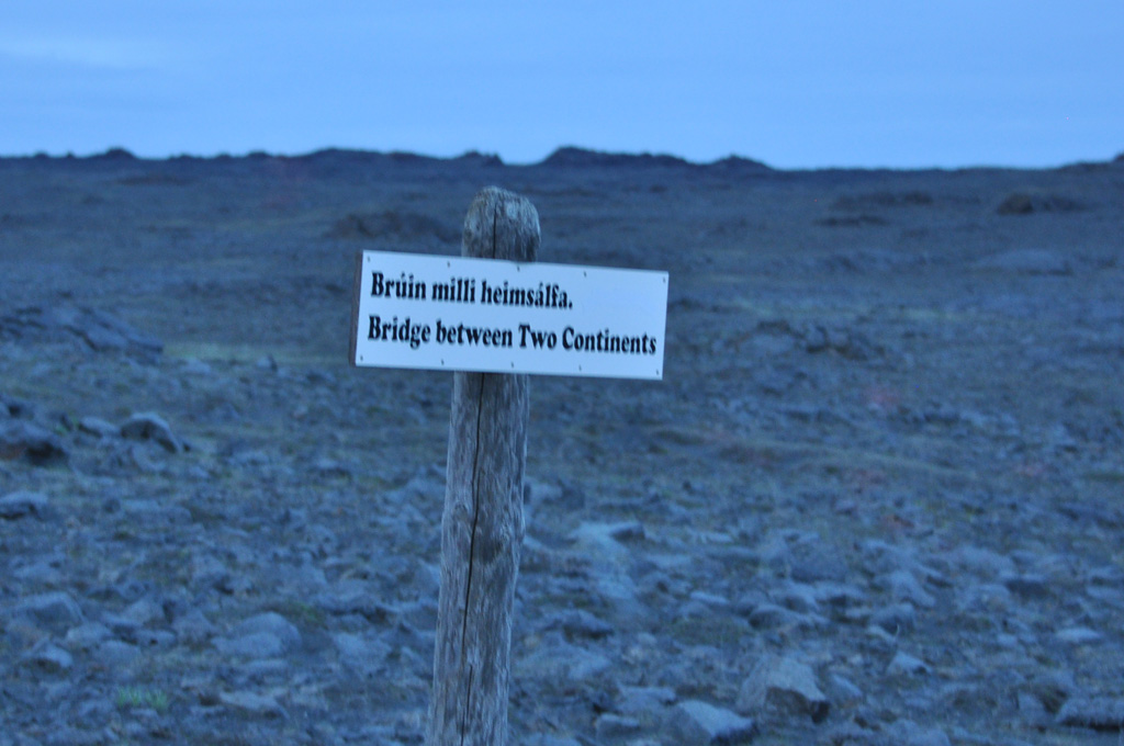 Iceland, the unknown – day 0